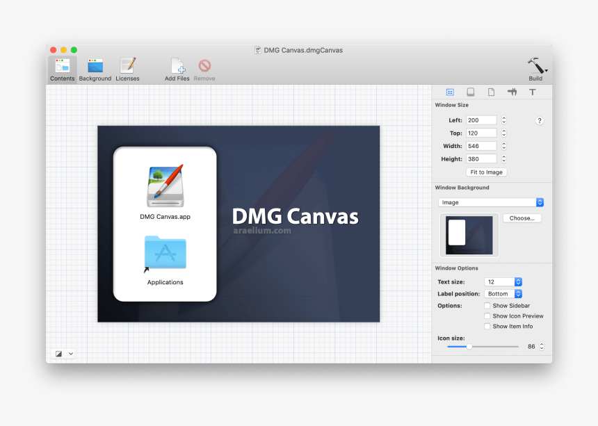 Disk Image Content - Dmg Canvas, HD Png Download, Free Download
