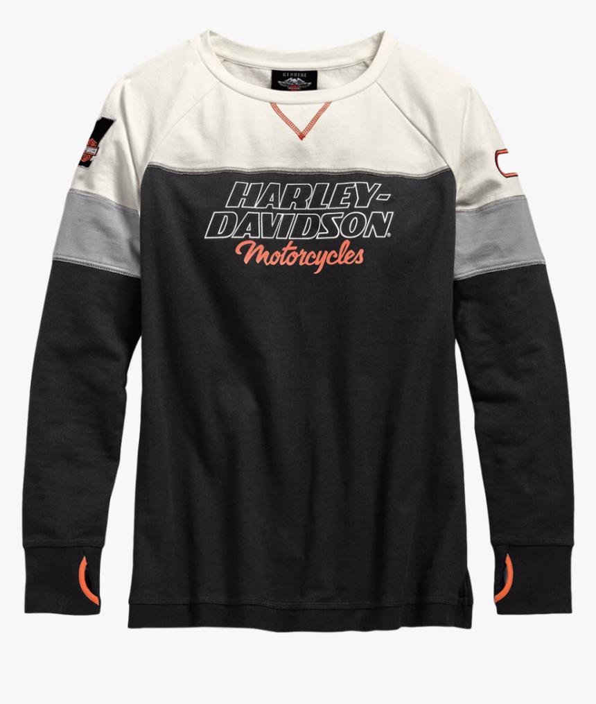Harley Davidson Racing Pullover Women, HD Png Download, Free Download