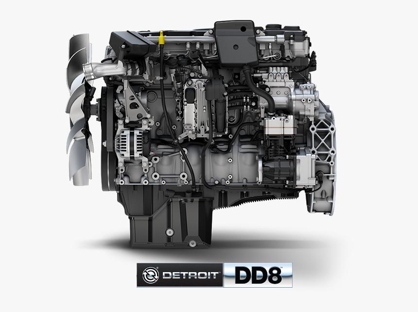 Detroit Diesel, HD Png Download, Free Download