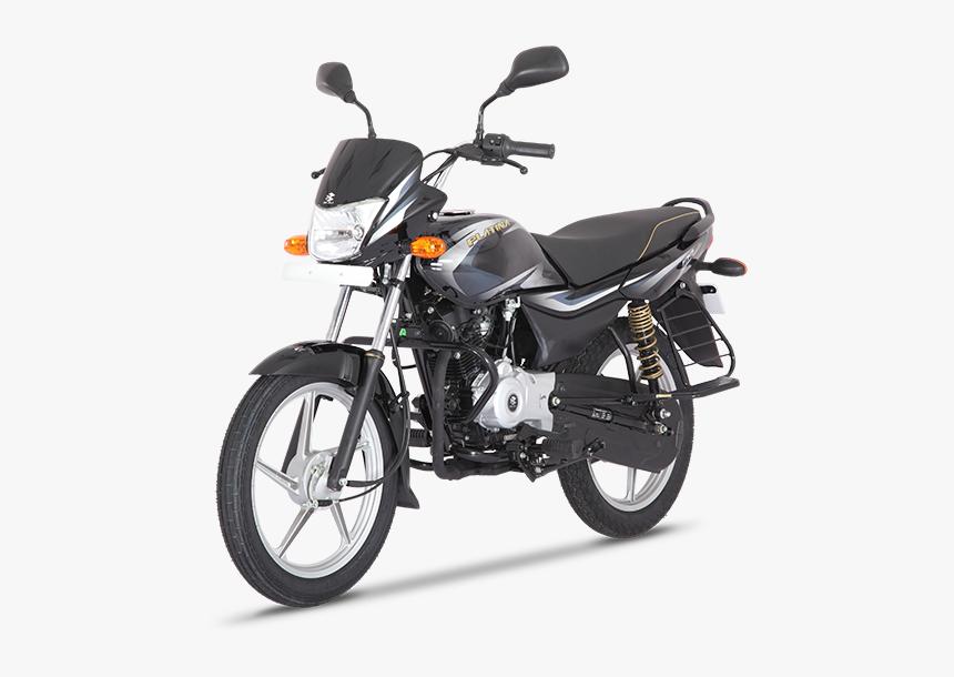 Platina Black 00000 - 125cc Bajaj Platina Price, HD Png Download, Free Download