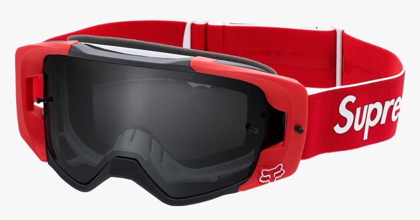 Supreme Fox Racing Goggles, HD Png Download, Free Download