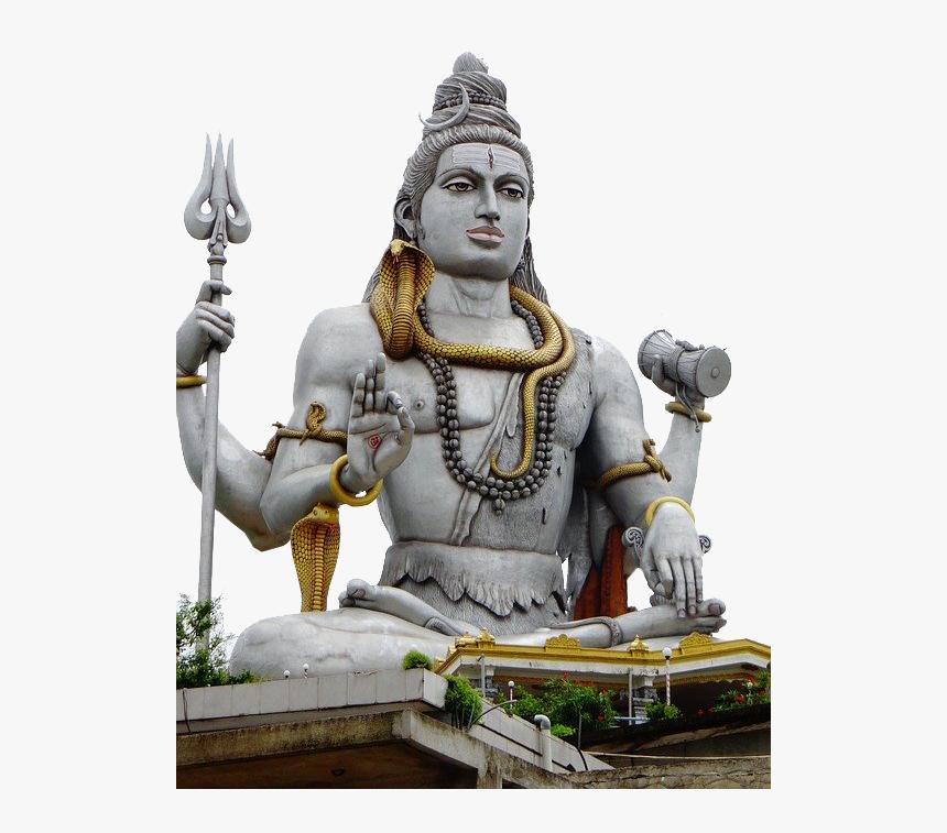Shiva Png Background - Shiva Idol, Transparent Png, Free Download
