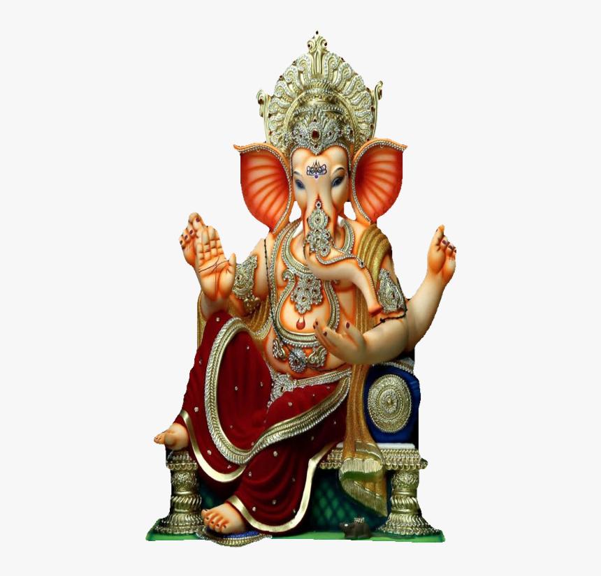 Ganpati Bappa Png, Transparent Png, Free Download