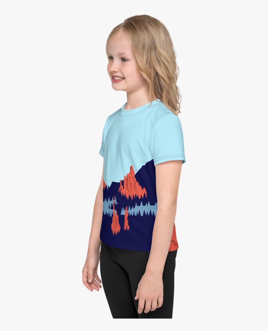 Mockup-35c058e1 - T-shirt, HD Png Download, Free Download