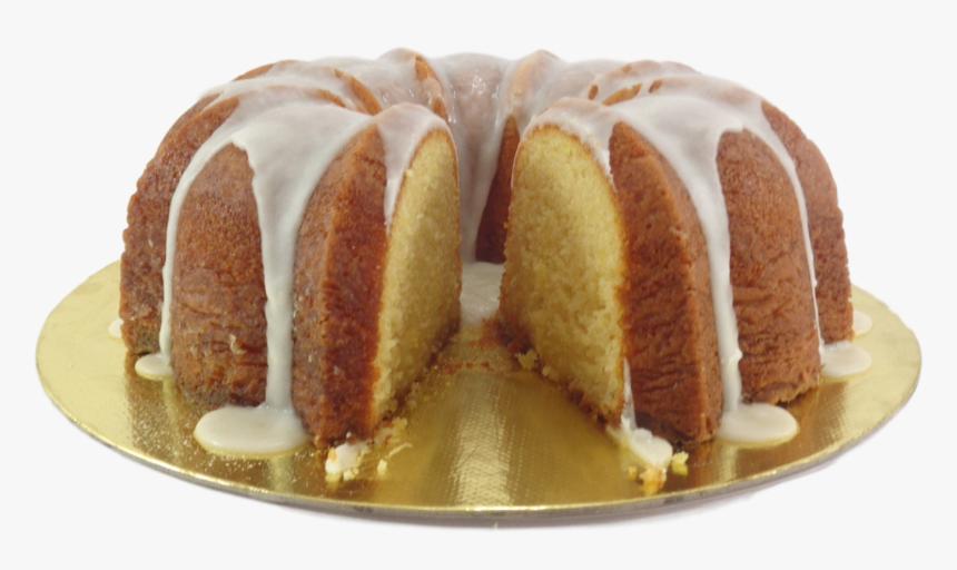 Lemon Drizzle Bundt Cake - Lemon Drizzle Cake Bundt Pan, HD Png Download, Free Download