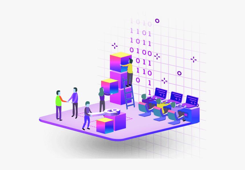Custom Software Development Png, Transparent Png, Free Download
