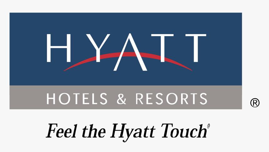 Hyatt Logo Png Transparent - Logo Del Hyatt Feel The Hyatt Touch, Png Download, Free Download