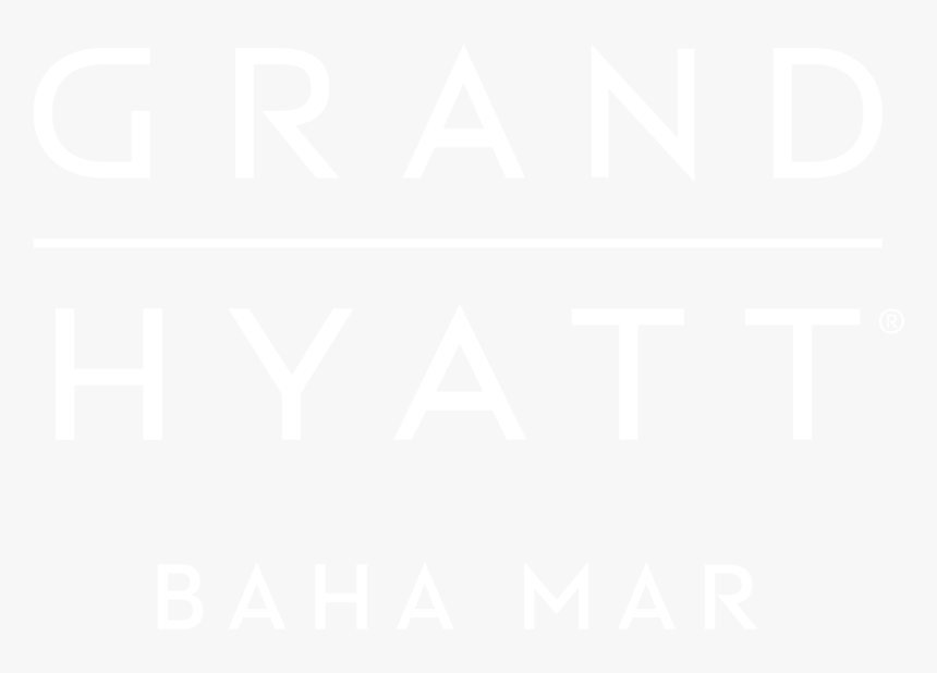 Baha Mar Grand Hyatt - Grand Hyatt Baha Mar Logo Png, Transparent Png, Free Download