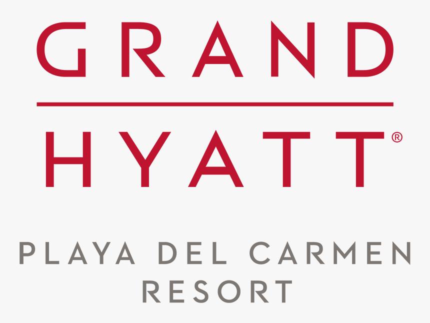Grand Hyatt Playa Del Carmen Logo, HD Png Download, Free Download
