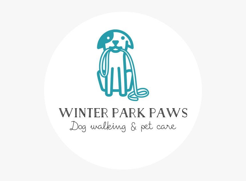 Winter Park Paws - Dog Walker Flyer, HD Png Download, Free Download