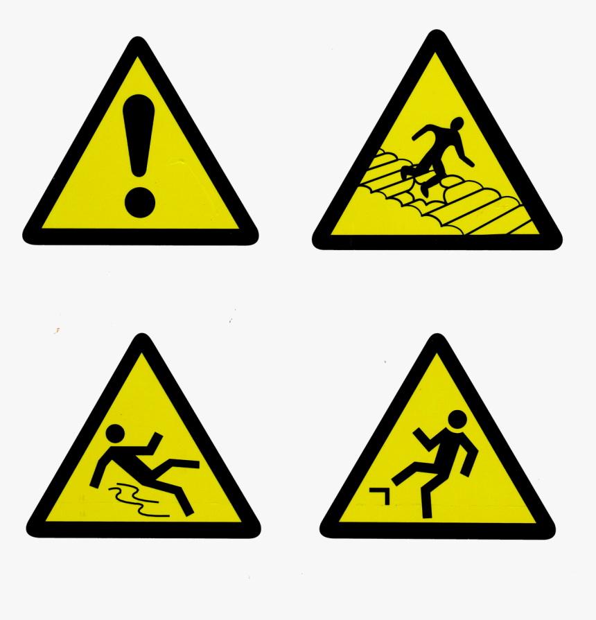 Safety Signs Symbol Danger Caution Icon Warning Safety And