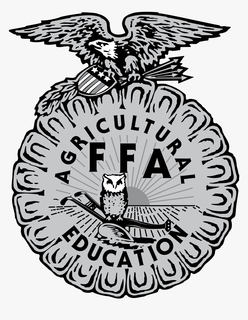 Transparent Ffa Clipart - Transparent Background Ffa Emblem Outline, HD Png Download, Free Download