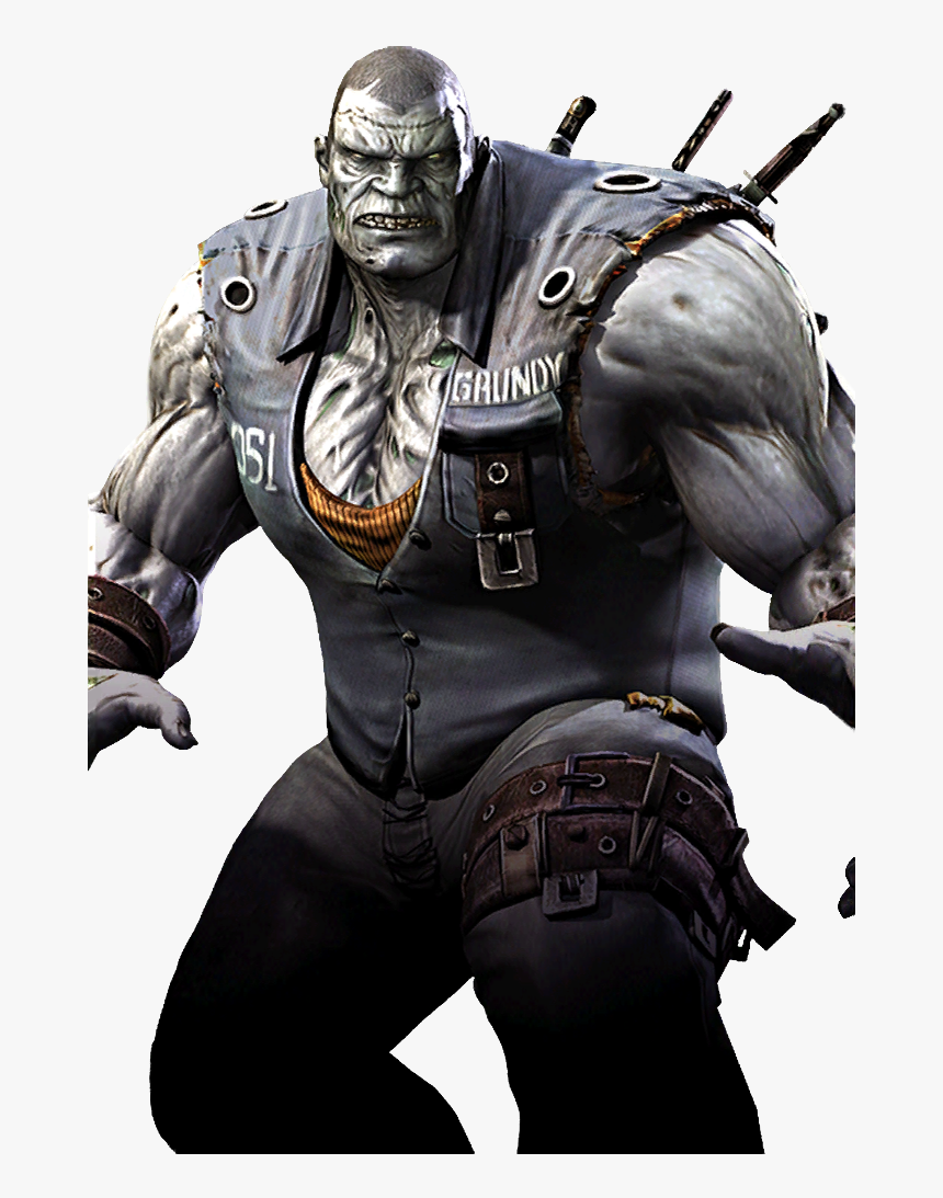Injustice Gods Among Us Solomon Grundy, HD Png Download, Free Download