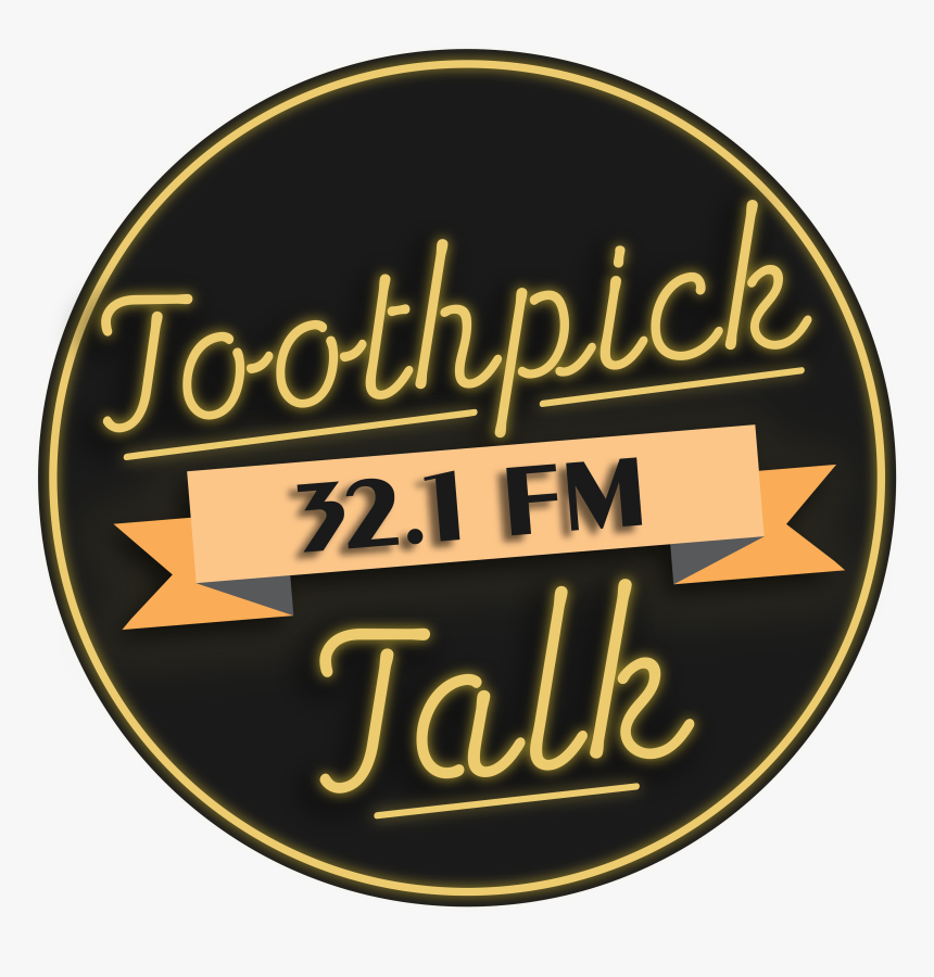 Toothpick Talk Logo, HD Png Download, Free Download