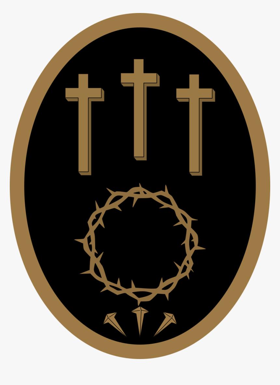 Emblema Cofradía De Las Siete Palabras De Jesús En - Cofradía De Las Siete Palabras De Jesús, HD Png Download, Free Download