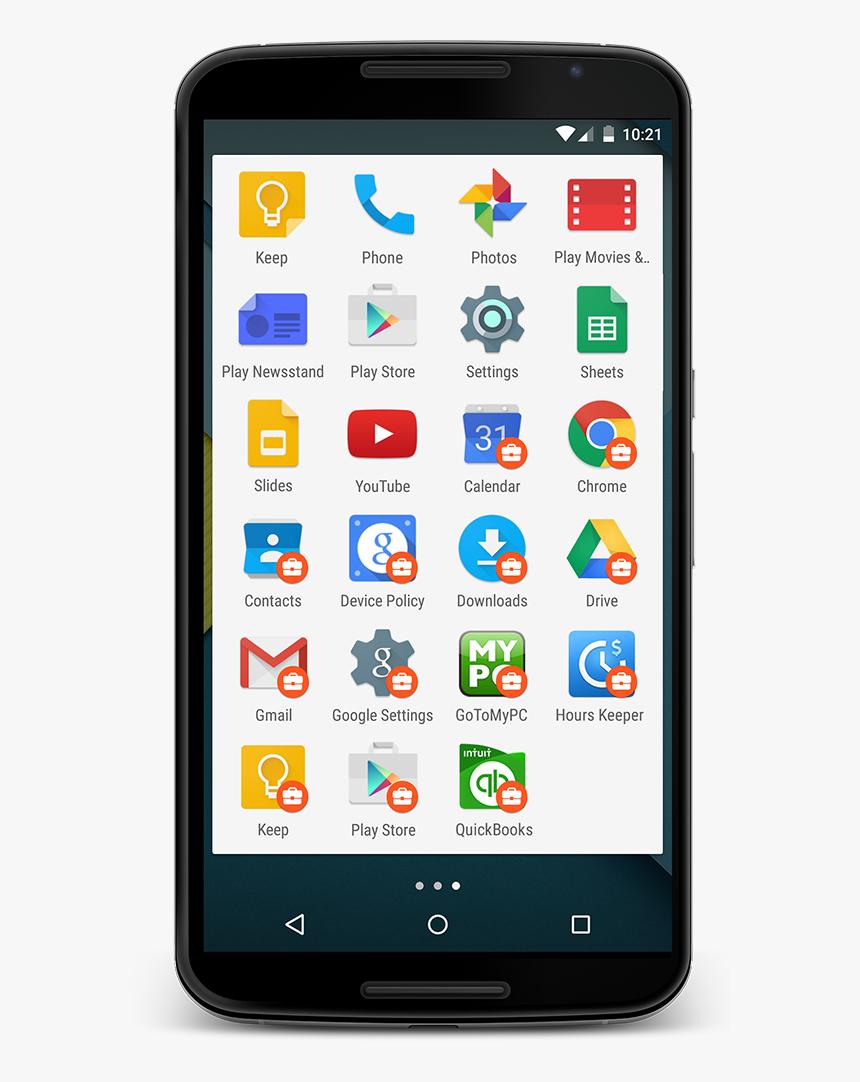 Thumb Image App Icon Mockup Android Hd Png Download Kindpng