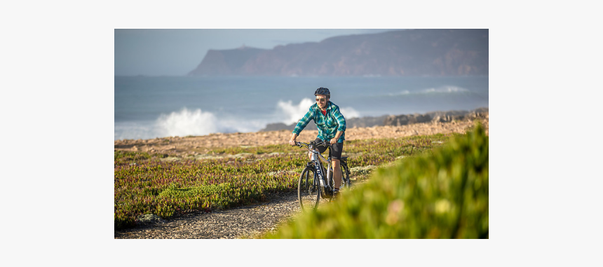 Yes, You Can Get Fitter Using An E-bike - Enduro, HD Png Download, Free Download