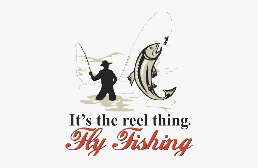 Fly Fishing Png - Fishing Reel Art Clip, Transparent Png, Free Download