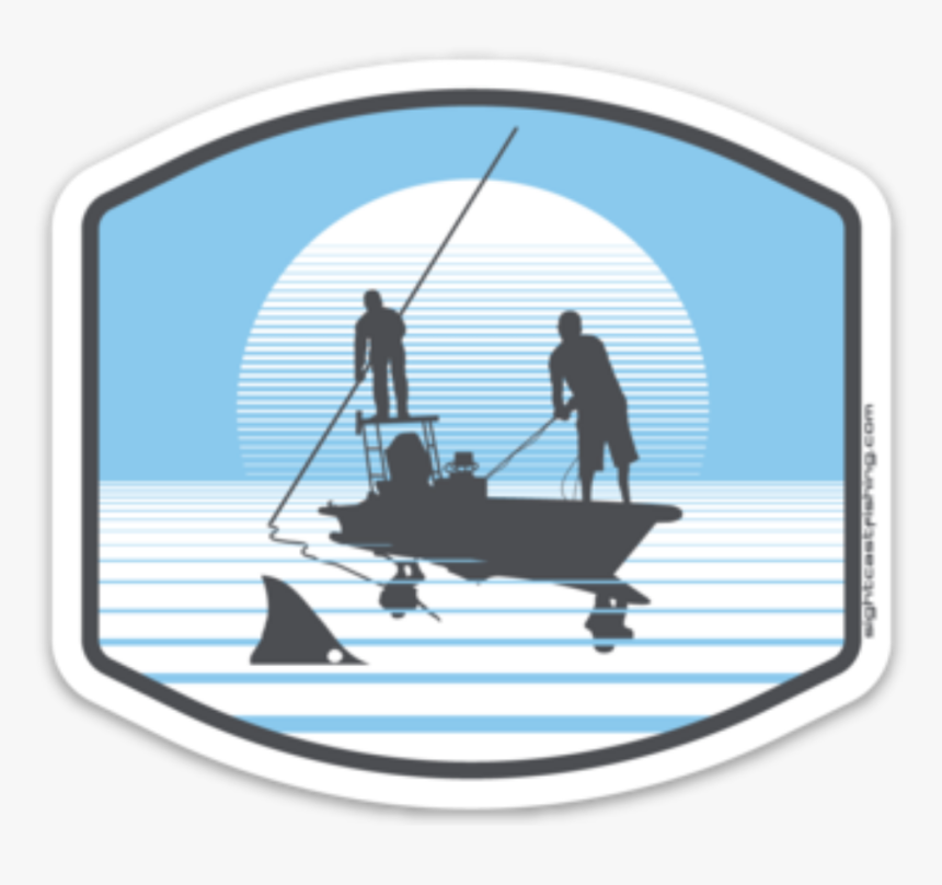 Kayak Fishing Stickers And Decals For Texas, Louisiana, - Fishing, HD Png Download, Free Download