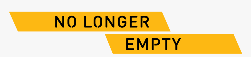 No Longer Empty Logo, HD Png Download, Free Download