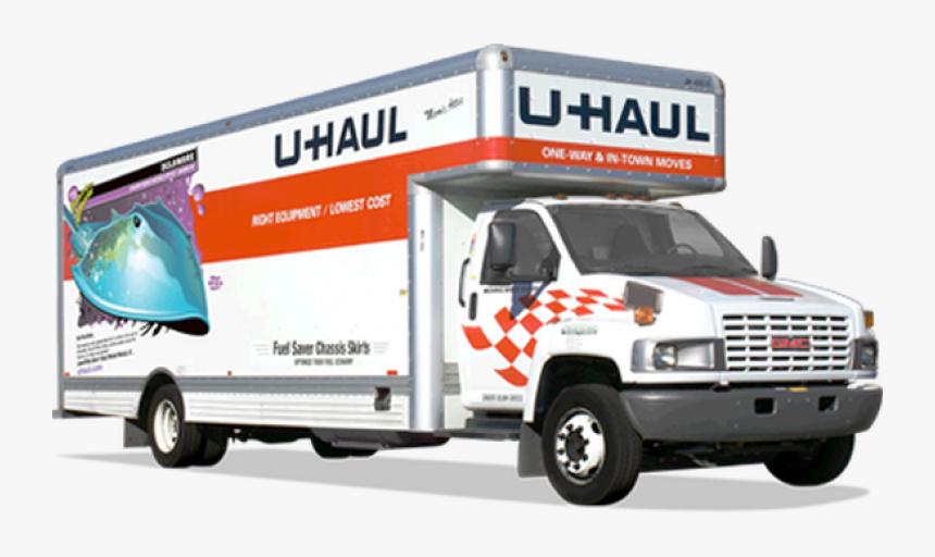 Uhaul Truck Hd Png Kindpng