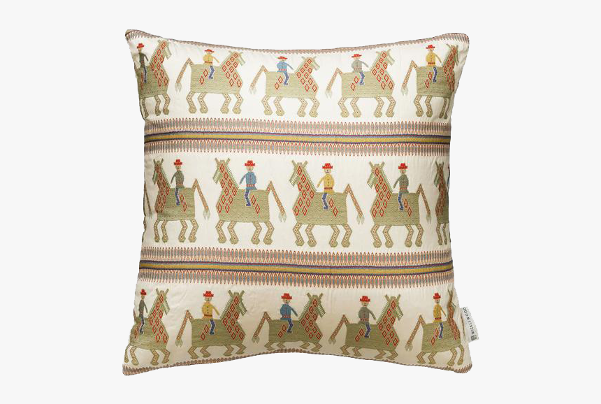 """Caballo Oversized Square Pillow""""  Srcset=""""//cdn - Cushion, HD Png Download, Free Download"""