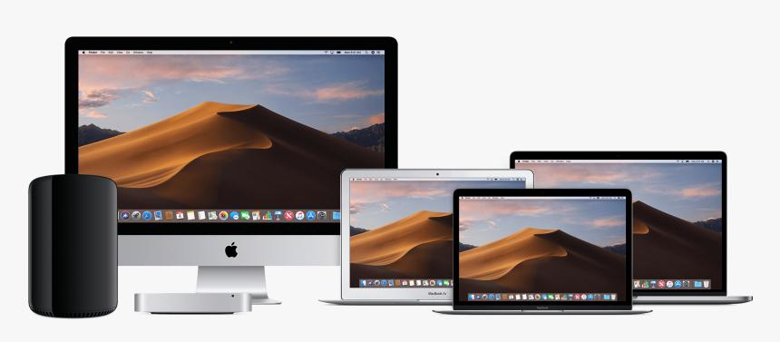 Mac Desktop Imac Pro Mini Macbook Air, HD Png Download, Free Download