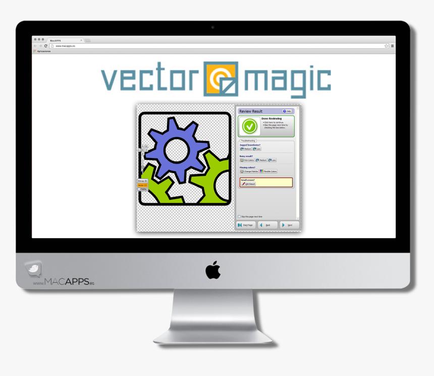 Magic - Vector Magic Desktop Edition, HD Png Download, Free Download
