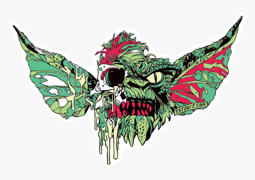 Gremlin - Illustration, HD Png Download, Free Download