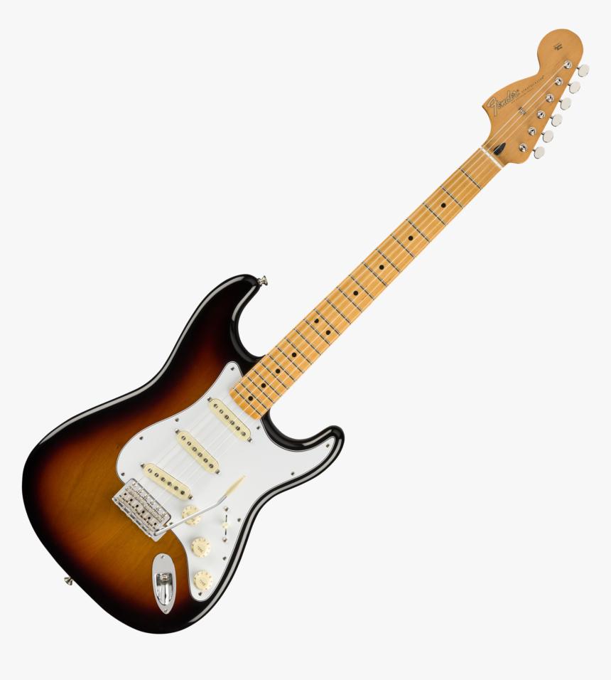 Fender Jimi Hendrix Stratocaster , Png Download - Fender Stratocaster Jimi Hendrix, Transparent Png, Free Download