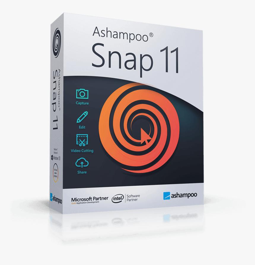 Ashampoo Snap - Ashampoo Snap 11, HD Png Download, Free Download