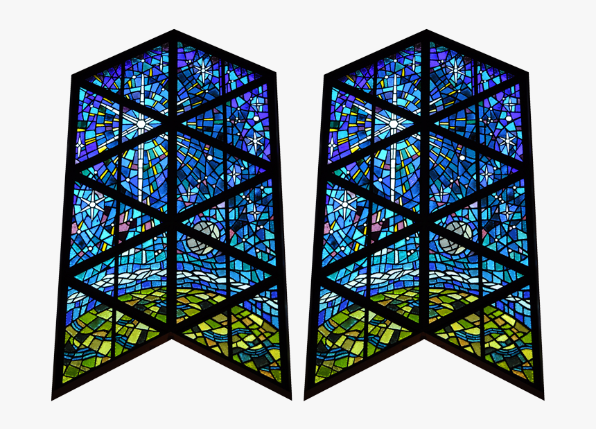 Stained Glass, HD Png Download, Free Download