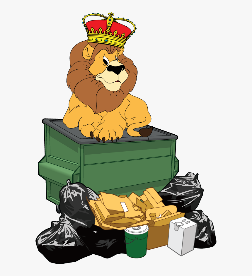 King Of The Trash Pile, HD Png Download, Free Download