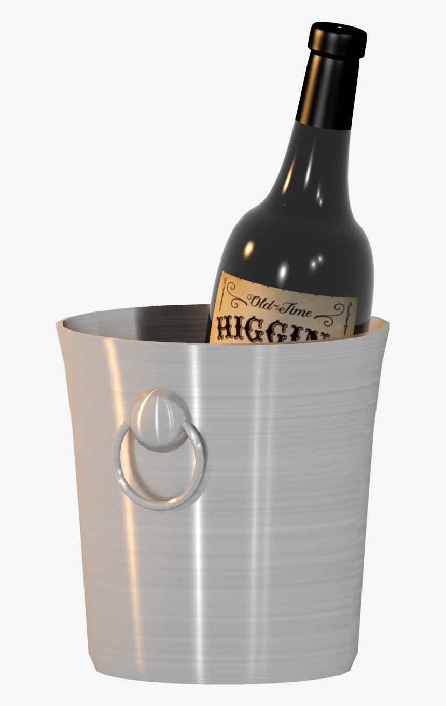 Wine Bottle , Png Download - Wine Bottle, Transparent Png, Free Download