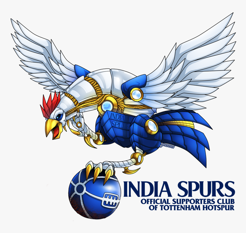 India Spurs Png Download Tottenham Hotspur Badge Cartoon Transparent Png Kindpng