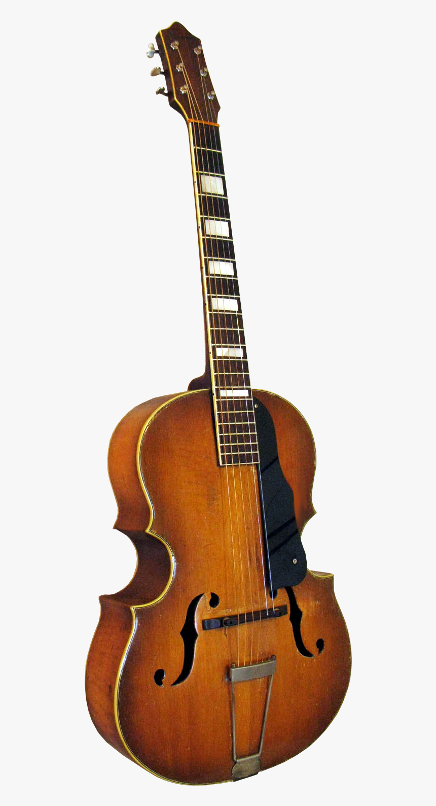 Cello Guitar Transparent Image Antiques And Collectibles, HD Png Download, Free Download