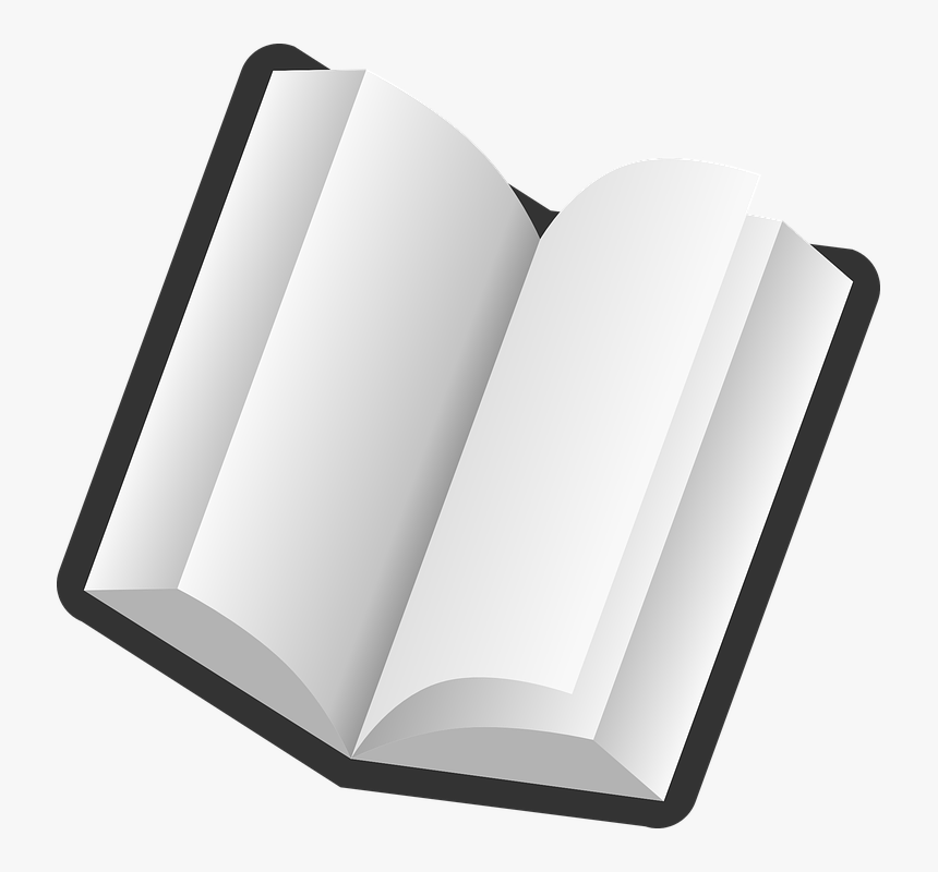 Clipart Transparent Book, HD Png Download, Free Download