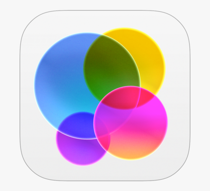 Game Center Icon Png Image - Game Center Icon Iphone, Transparent Png, Free Download