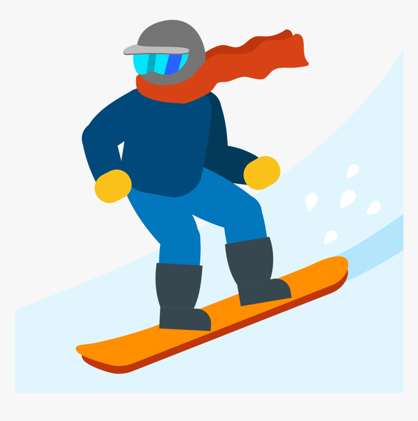 Free Library Huge Freebie Download For - Snowboarding Clip Art, HD Png Download, Free Download