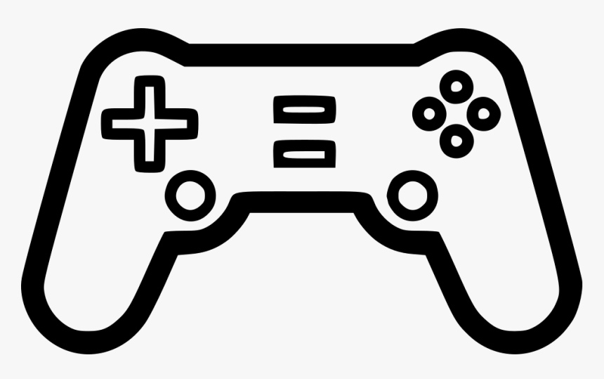 Gaming Console I - Games Console Icon Png, Transparent Png, Free Download