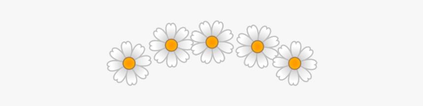 #crown #flower #crown #aesthetic #crown #flowercrown - Cartoon, HD Png Download, Free Download