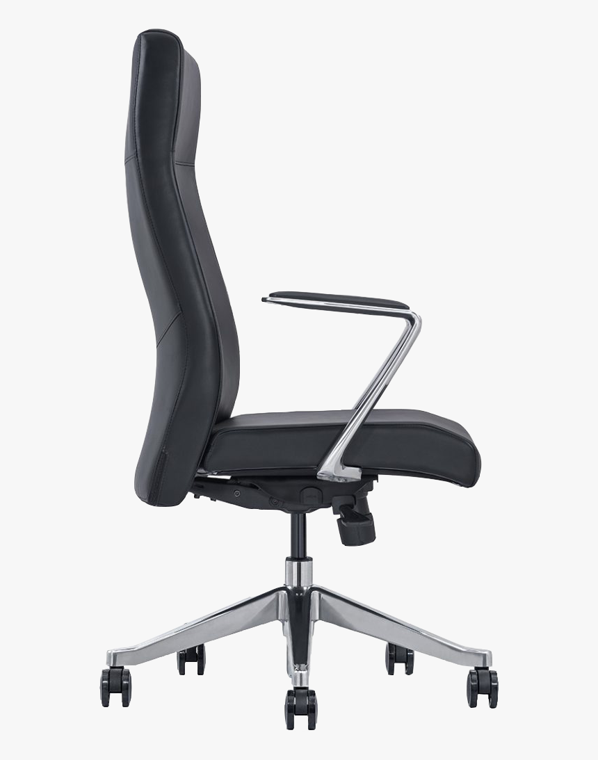 Office Chair Side Png, Transparent Png, Free Download