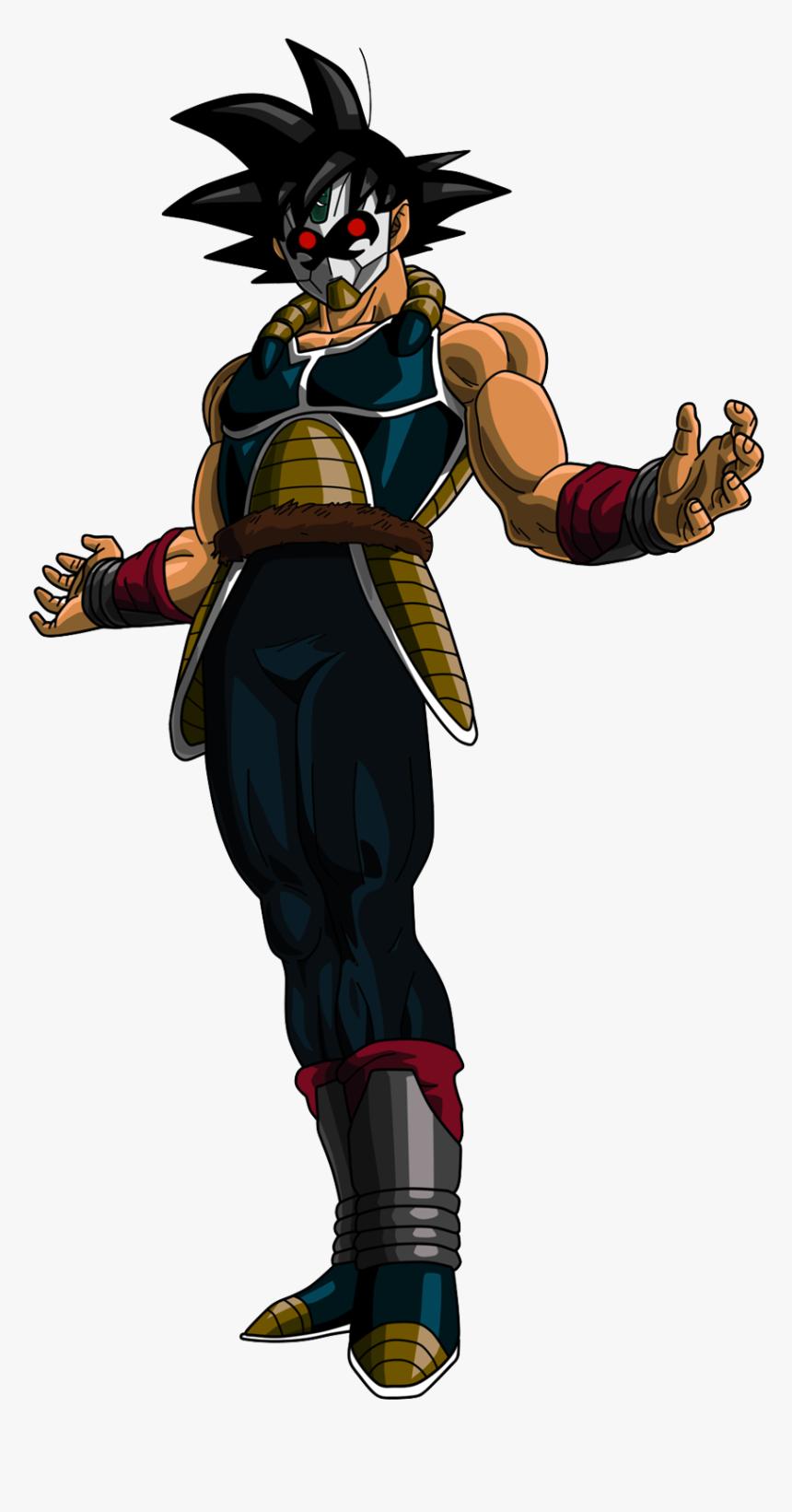 Bardock Drawing Time Breaker Huge Freebie Download - Bardock Super Dragon Ball Heroes, HD Png Download, Free Download