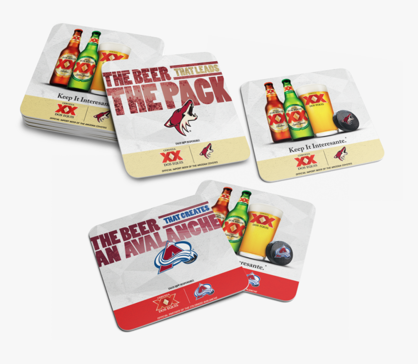 Coyotes Coaster Mockup, HD Png Download, Free Download
