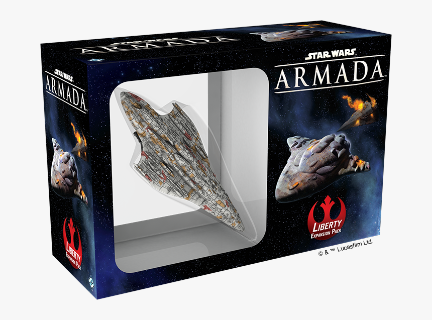 Mc80 Star Cruiser Star Wars Armada, HD Png Download, Free Download