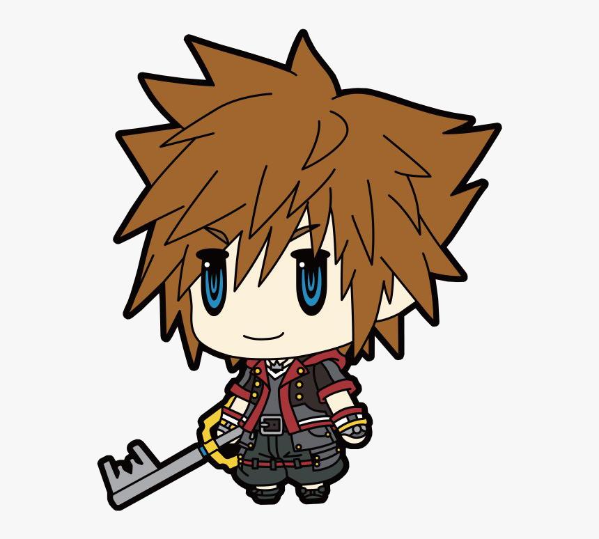 Anime, Square Enix, Kingdom Hearts Iii, World Of Final - Mr Men Mr Sneeze, HD Png Download, Free Download