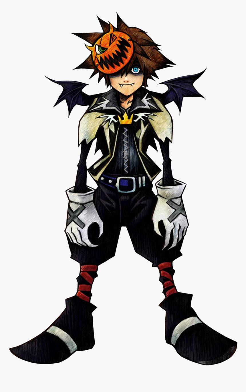 View Samegoogleiqdbsaucenao Halloween Town Sora , - Kingdom Hearts Sora Halloween Town Costume, HD Png Download, Free Download