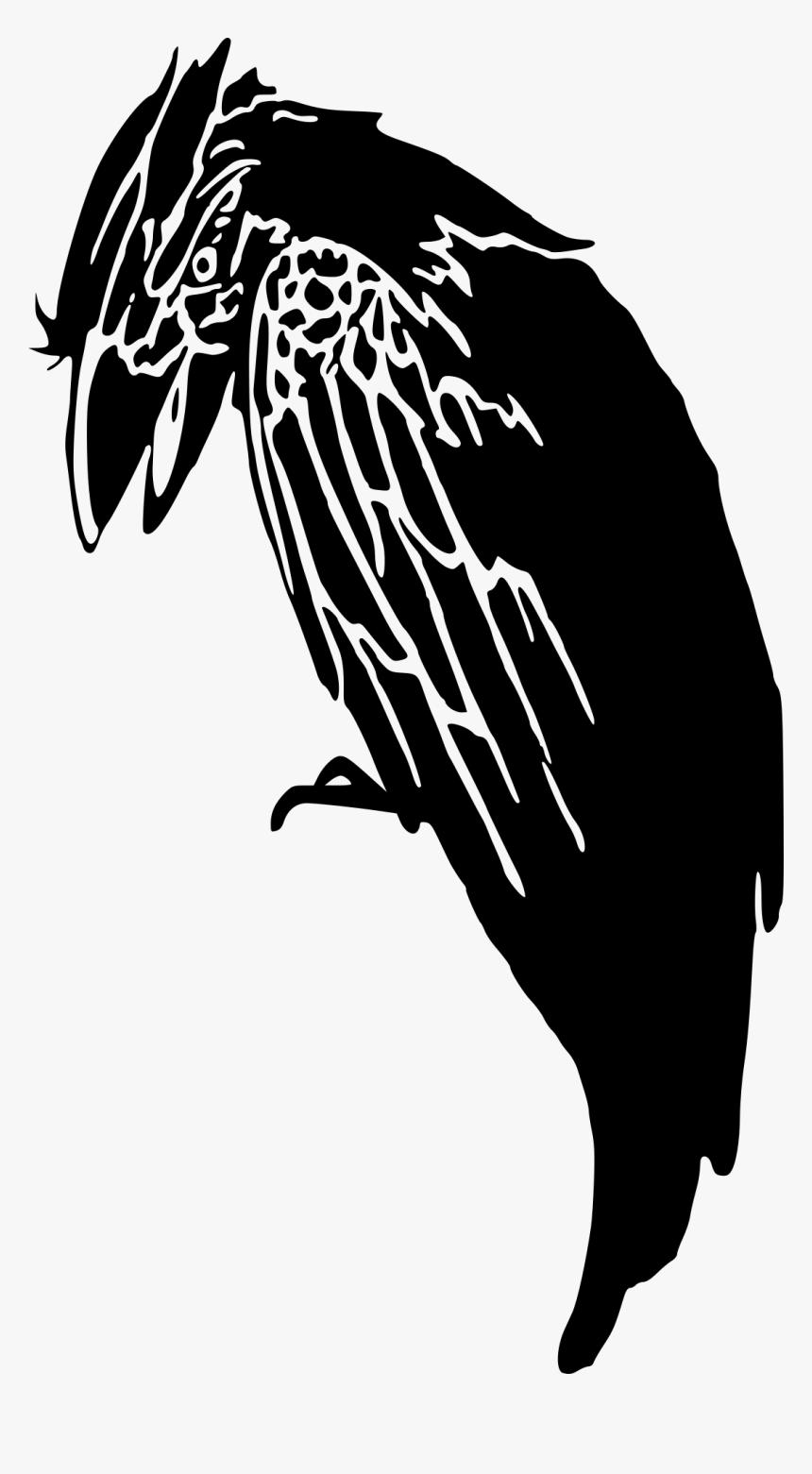 Logo Burung Gagak, HD Png Download   kindpng