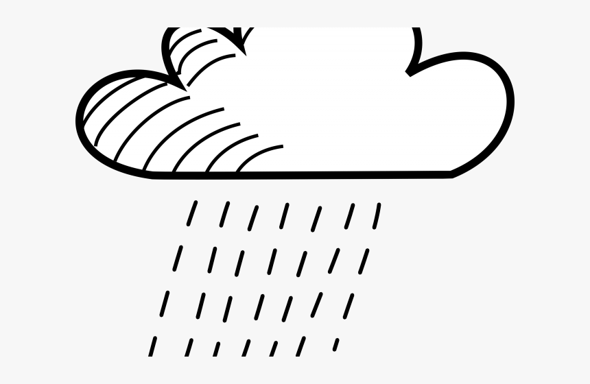 cloud clipart pdf black and white clip art rainy hd png download kindpng white clip art rainy hd png download