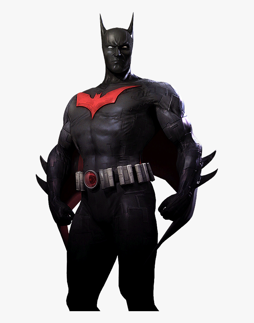 Injustice Gods Among Us Android Batman Beyond Png , - Batman Beyond Suit Injustice 1, Transparent Png, Free Download